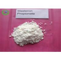 Buy cheap Muscle Gaining Steroids Pharmaceutical Raw Materials Drostanolone Propionate 99% Min Purity from wholesalers
