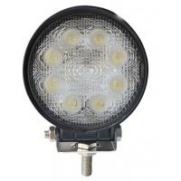 Buy cheap 5 Inch 24 W Round Car LED Fog Lights Flood/Spot Black / White Diecast Aluminum from wholesalers