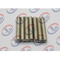 Buy cheap Full Thread Screw Metal Machined Parts Lathe Turning 303 Stainless Steel product
