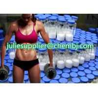 Buy cheap Sermorelin GRF 1-29 Muscle Buidling Steroids CAS 804475-66-9 White Lyophilized Powder from wholesalers
