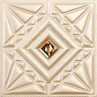 Buy cheap Modern Wall Art insulated interior 3D leather Wall Panel Soundproof , D-008 from wholesalers