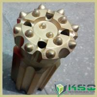 Buy cheap Drop Center  Ballistic T45 89mm Thread Button Rock Stone Bits from wholesalers