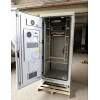 Buy cheap Waterproof Power Supply Cabinet IP55 Anti Corrosion Thermal Insulated For Air Conditioner Equipment from wholesalers