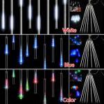Buy cheap led meteor shower rain tube lights from wholesalers