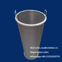 Buy cheap Manufacturer of Wedge wire screens,screw press screens and sieve bends from wholesalers
