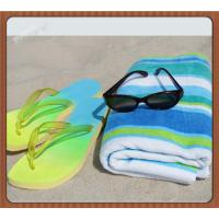 Buy cheap Wholesale China Supplier Cheap Absorbent Microfiber Beach Towel Microfiber Bath from wholesalers