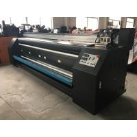 Buy cheap Digital Printing Fabric Plotter Signs Two Epson DX5 Heads For Clothing Make from wholesalers