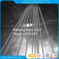 Buy cheap 2.0 2.5 3.2 4.0mm Cellulose-Na type electrodes welding AWS E6010 from wholesalers