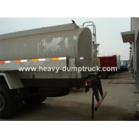 Buy cheap SINOTRUK HOWO Fuel Tank Truck 4x2 13 CBM With Waboc Brake System And HW70 Cabin product