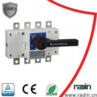 Buy cheap Three Pole Load Break Disconnect Switch , 160A Gl ODM On Load Isolator Switch from wholesalers