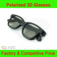 Buy cheap Circular Polarized 3D Glasses from wholesalers