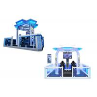 Buy cheap Multifunctional Virtual Reality Theme Park Arcade Games Machines CE Approved product