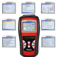 Buy cheap Real Time Automotive OBD2 Car Scanner Kw830 2.8 Inches LCD Screen 12 Months Warranty product