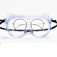 Buy cheap Ce Approved Eye Protection Goggles Fully Enclosed With Droplet Virus Preventing from wholesalers