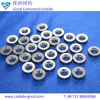 Buy cheap Tungsten carbide valve seat tools for mud pump&valve ball and valve seat cemented carbide ball valve seat ring from wholesalers