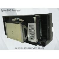 Buy cheap Epson DX5 F186000 Eco Solvent Printer Head Replacement Original High Speed from wholesalers