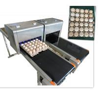 600DPI Egg Jet Printer / Food Inkjet Printer With Thermal Foam Type Nozzle