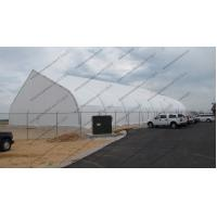 Buy cheap Anti Aging Large Curved Tent PVC Roof Cover , Movable Aluminum Frame Canopy Tents from wholesalers