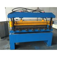 Buy cheap Stainless Steel Coil Slitting Machine 5.5KW PLC Control 5 Ton Manual Decoiler from wholesalers