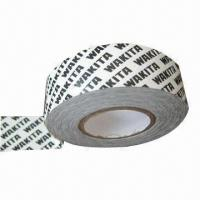 China Printed PVC Electrical Tape with 5kN/m Tensile Strength and 200Nm Adhesive Power on sale
