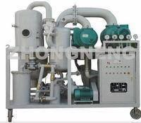 Sell Double-stage Vacuum Transformer Oil Purifier