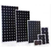 Buy cheap High Efficiency Mono Cell Solar Panel 330 Watt For Off Grid Solar System product
