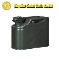 Buy cheap 5L portable metal petrol tank from wholesalers
