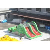 Buy cheap Promotion Children Toy Inflatable Snake Slide With Stair Behind from wholesalers