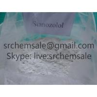 Buy cheap Stanozolol Winstrol Muscle Building Anabolic Steroids Powder Body Strengthen from wholesalers