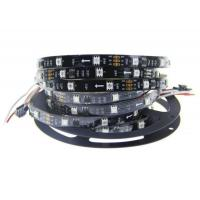 Buy cheap Cuttable Multi Color Led Rope Lights Outdoor WS2811 IC SMD5050 60 Leds 12V DC from wholesalers