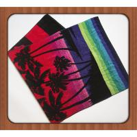 Buy cheap Supply 100% microfiber promotion custom printed beach towels product