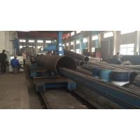 Buy cheap 12m  Length CNC Pipe Making Machine With Lincoln Welding Source from wholesalers