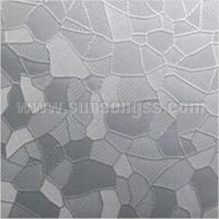 Buy cheap Icy Bamboo Embossed Stainless Steel Shee from wholesalers
