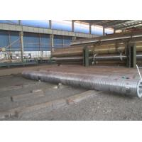 Buy cheap High Pressure Boiler Hot Rolled Steel Pipe , Hot Rolled Tube 46'' Large Caliber from wholesalers