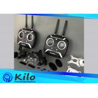 China Milling Cnc Plastic Machining High Precision Black Painting For PC Plastic Cover on sale
