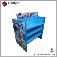 Buy cheap promotion paper wine display cabinet from wholesalers