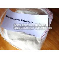 Buy cheap 99% Assay Methenolone Enanthate Raw Powder for Muscle Building Keeping Energy CAS:303-42-4 product