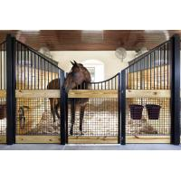 Buy cheap Standard Stalls Horse Stable Equipment Bamboo Board Indoor Safety  from wholesalers