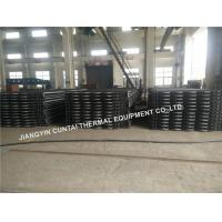 Buy cheap U Bent HH Fin Tube For Waste Heat Recovery , Steel Heat Transfer Finned Tube SA192 SMLS from wholesalers