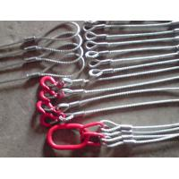 Buy cheap Clip Metal/Wire Mesh Grip/Cable Grips Cable Socks from wholesalers