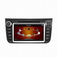 Buy cheap Car Multimedia Vehicle Navigation for Benz Smart, with Built-in GPS, Bluetooth, TMC and DVB-T from wholesalers