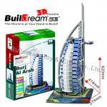 Buy cheap Buildream DIY 3D Puzzle---Burj Al Arab (Dubai) (BD-B0112) from wholesalers