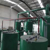 Buy cheap ZSA-3 waste oil decoloring system without clay and acid through vacuum distillaiton from wholesalers