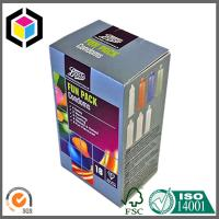 Buy cheap Small Size CMYK Full Color Offset Print Carton Box; Condom Carton Packaging Box from wholesalers