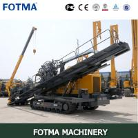 China XCMG 680kN horizontal directional drilling equipment , engine power 250kw on sale