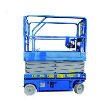 Buy cheap Narrow8m Small Electric Hydraulic Material Scissor Lifting Platform from wholesalers