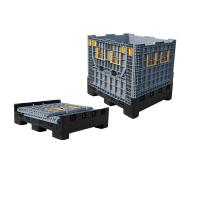 Buy cheap Agriculture Storage Use Large Plastic Bulk Container for Sale from wholesalers