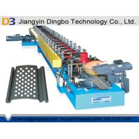 Buy cheap Roller Shutter Slat Rolling Shutter Door Roll Forming Machine With Holes Machine from wholesalers