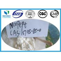 Buy cheap Noopept Powder Memory Enhancement Nootropic Pharma Raw Materials CAS 157115-85-0 from wholesalers