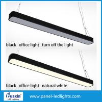 Buy cheap 1800LM 18w 36w IP65 Led Hanging Office Pendant Light Modern Aluminium Strip from wholesalers